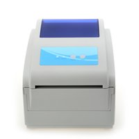 Wholesale High speed inch s Max print width mm Thermal label printer QR code Thermal barcode printer Express surface single printer
