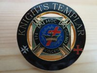 Wholesale Masonic Lapel Pins Badge Mason Freemason B27 KNIGHTS TEMPLAR