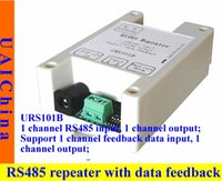Wholesale URS101B Powered RS485 Repeater Support data feedback built in SCM controlled multi baud rate support