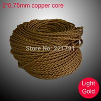 antique gold wall lights - Price m light gold Color Brand antique Vintage pendant light wire wall light cable Guaranteed