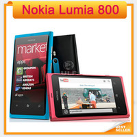refurbished nokia - Original Nokia Lumia Mobile Windows OS GB ROM MP G Wi Fi GPS Bluetooth Cell Phone in Stock