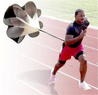 athlete fitness - Outdoor Fitness Training Umbrella Energy Endurance Exercise Equipment for Athlete Football Training Umbrella with Storage bag