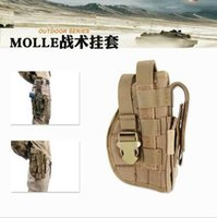 Wholesale 12 cm artificial holsters Tactics set the MOLLE belt hang a set of tools set HK45