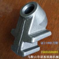 Wholesale supply QC110HD Knife Block Kennametal Road milling machine Knife Block Data price