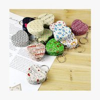 Wholesale 50pcs CCA3224 High Quality Portable Candy Color Floral Animal Heart Shaped Secret Tin Candy Holder Creative Coin Bag Gift Case Keychain Box