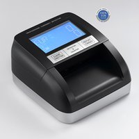Wholesale EC330 Fake bill detector machine counterfeit detector infrared currency detector for Euro GBP CAD CHF JPY