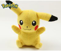 arriva toys - Pocket Monster pikachu plush Top Fasion PP Cotton Genius Soft Stuffed Toys Cartoon New Arriva cm Toys for Children