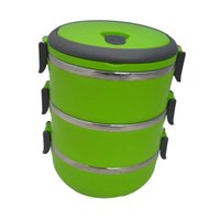 Cheap Metal Lunch Box Best ECO Friendly Dinnerware Sets Food Container