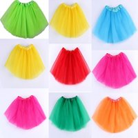Wholesale Tutu dresses Skirt Kids Party Leotards Dance Dress Ballet dancewear Clothing ballet Girls Baby s Ballet dancewear Costume