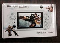 Wholesale High quality handheld game console PAP Gameta video game bit video game