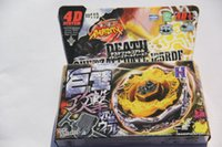 Wholesale 1piece BEYBLADE D Death Quetzalcoatl RDF Launcher METAL FUSION Beyblades BB119