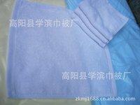 absorbent cotton manufacturer - 50pcs Hotels g absorbent cotton towel manufacturers bibs