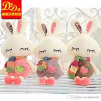 beautiful love boutiques - New Miffi Boutique Creative Fruit Love Rabbit Doll Beautiful Stuffed Toys Cute Birthday Christmas Gift