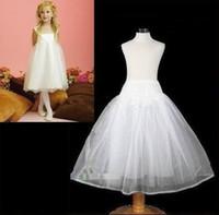 baby girl petticoat - 2016 Wedding Flower Girl s Petticoat Crinoline Baby Kids Little Girls Ball Gown Underskirt Cheap Girl s Pageant Dresses Kids Accessories