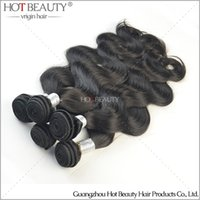 Body Wave unprocessed virgin hair - 7A Softest Peruvian Virgin Hair Body Wave Unprocessed Human Hair Weave Extensions