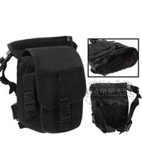 Wholesale Leg Waist Pouch Military Army Tactical Multi Layered Nylon Leg Waist Pouch Carrier Bag with Magazine Pouches for Outdoor NO