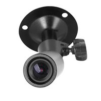Wholesale Mini Bullet Outdoor Waterproof TVL Sony Effio CCD Color Hidden Wide Angle MM CCTV Security Camera for4140