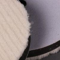 Wholesale 6pcs Lambs Woolen Polishing Pad For Car Detail Polishing