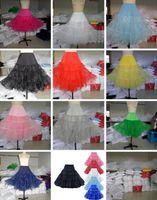 swing - Retro Underskirt Swing Vintage Petticoat Fancy Net Skirt Rockabilly Tutu Colores To Choosing Cheap Style