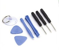Wholesale 200set in Repair Pry Kit Opening Tools Special Repair Kit Set screwdriver For Apple iPhone S s moblie phone