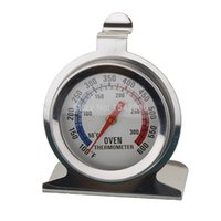 Wholesale Stainless Steel Oven Cooker Thermometer Temperature Home Kitchen Food C