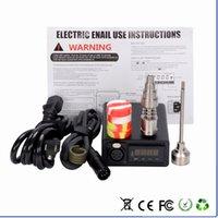 Wholesale G9 Mini dab dab ceramic V V for wax or oil vaporizer