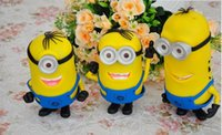 aes usb - Cute Minions Speaker Portable Despicable ME2 Speaker for MP3 Player Amplifier with Micro SD TF Card USB Disk FM Radio