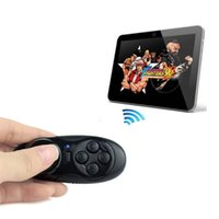 Wholesale New Smart Mini Bluetooth Gamepad Selfie Shutter Remote for iPhone iPad PC Game Samsung TV Box D5450A