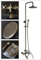 Wholesale Antique clour shower and bathtub faucet New in wall