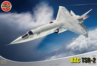 bac products - Out of print product Airfix model British BAC TSR plastic airplane model kit