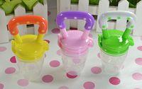 Wholesale Nipple Fresh Food Milk Nibbler Feeder Feeding Tool Safe Baby Supplies Must tool Baby Pacifiers DHL Free