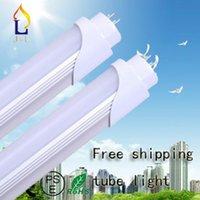 Wholesale 24W MM T8 economical LED Tube Light High brightness Epistar SMD2835 LM PC led PC LM AC85 V
