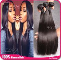 Cheap 45% Discount Brazilian Virgin Hair Straight Hair Weave,Cheap Unprocessed Virgin Brazilian Hair Bundles 3 Pcs Lot Free Shipping