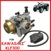bayou atv - New ATV Carburetor Carb for KAWASAKI KLF KLF300 BAYOU ATV order lt no track