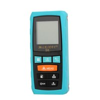area track - Portable Rangefinder Laser Distance Meter Area Volume Measurer With Multi function End piece LCD Display MiLESEEY S6 M order lt no track