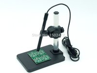 Wholesale New Zoom X Continuous Focal USB Microscope LED Mega Pixels Handheld Endoscope