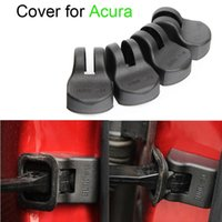 acura tl door - Newest Car styling Top quality Door Check Arm Protection Cover For Acura RL TL MDX ZDX RDX ILX RLX Accessories