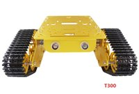 caterpillar parts - emote Control Parts Accs RC metal Tank Chassis Caterpillar Tractor Crawler Intelligent Robot Car Obstacle Avoidance barrowland diy rc toy