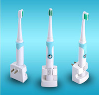 Wholesale New Brand Factory Sell Kemei KM907 Rechargeable Electric Toothbrush Ultrasonic Tooth Brush teeth Rechargeable Tooth Brush for Kids Adults
