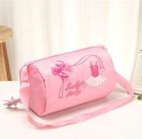 ballet skirt patterns - SKL korean M009 pink fashion girl Messenger Bag skirt Pattern waterproof dance bag ballet Casual bag kids children gift