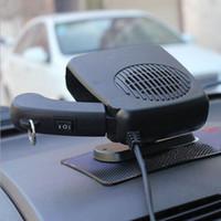 best ceramic heaters - 12V Portable Ceramic Heating Cooling Heater Fan Car Defroster Demister Heating Fans Best Deal