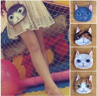 Wholesale Hot Fashion Star who meow animal bag chain shoulder bag factory direct shoulder bag