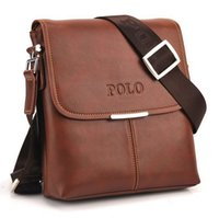 Wholesale New Hot Selling High Quality PU Leather Men Messenger Crossbody Men s Travel Bags