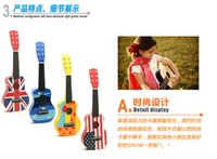 Wholesale The string guitar early childhood educational enlightenment mini music toys