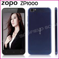 Cheap Wholesale - ZOPO ZP1000 5.0 Inch Ultrathin IPS HD MTK6592 Octa Core Android Cell Phone 1GB RAM 16GB ROM 14.0MP 3G GPS OTG Android 4.2