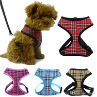 pet fabric - New Arrivals Puppy Dog Apparel Pet Supplies Adjustable Soft Mesh Fabric Breathable Beauty MD5