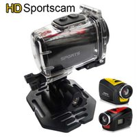 high definition video camera - Neo HD P Sport Camera Waterproof Action DV Video Recorder HD Camcorder Megapixel High Definition Video Camera F22 Free DHL