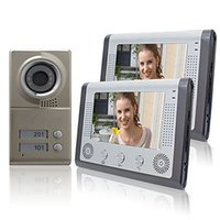 apartments for cheap - Night Vision quot Video Door Phone For Neighbours Families Apartments Cheap Set