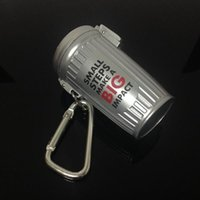 Wholesale Hot New Products Mini Portable Keychain Ashtray Car Ashtray Lighter Smoking Accessories Binnel Online