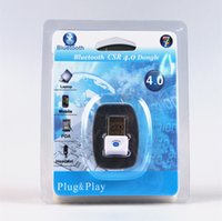 Wholesale Bluetooth USB CSR4 Dongle Adapter For Win XP Laptop PC